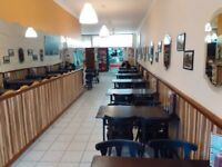CAFE / COFFEE SHOP / RESTAURANT FOR SALE