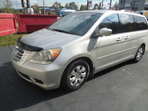 Honda Odyssey 09 (ONLY 1 TAX TO PAY)
