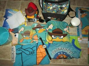 Phineas and Ferb lot Stratford Kitchener Area image 1