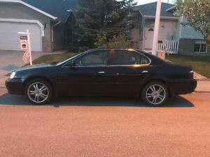 2003 Acura TL Fully loaded Remote stater Sedan