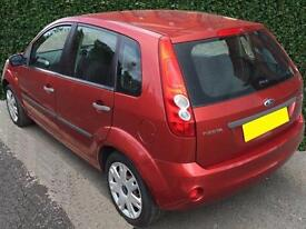 2009 Ford Fiesta 1.4 TDCi Style Climate 5dr