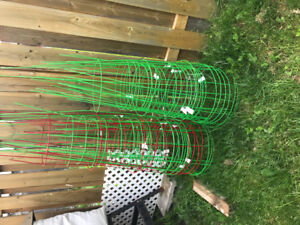 Tomato cages-Garden  cages