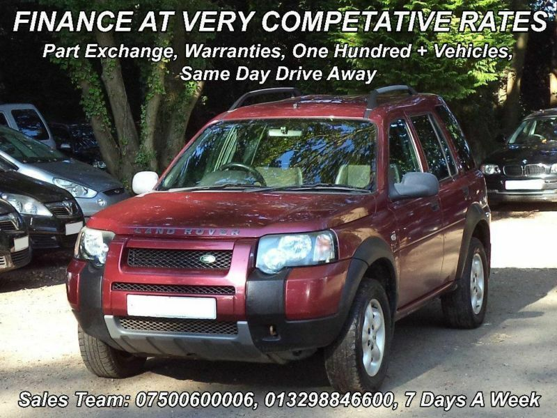 2004 land rover freelander 2 0 td4 se 5dr in fareham. Black Bedroom Furniture Sets. Home Design Ideas