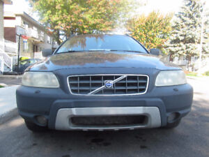 2005 Volvo XC70 Cross Country AWD 4200$ Negotiable
