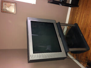 """37"""" Sony CRT Television, perfect for retro gaming, —FREE!—"""