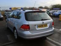 2009 VOLKSWAGEN GOLF 2.0 SE TDI 5dr Estate