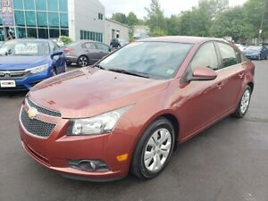 2013 Chevrolet Cruze LT / Turbo / Automatic