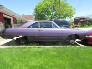 1971  DODGE  DART  -  AS  IS  ***SOLD***