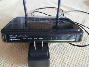 Trendnet TEW-652BRP Wireless Router