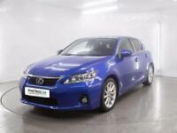2011 LEXUS CT 200H 1.8 SE L CVT 5dr Auto