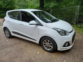 Hyundai i10 Premium 1.2 5 door 2015 /65 low miles