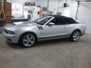 2010 Ford Mustang Roushcharged Berline