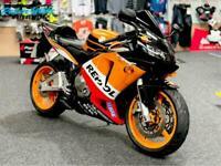 2004 HONDA CBR 600 cc REPSOL HONDA FIREBLADE - ROBIN WILLIS MOTORCYCLES
