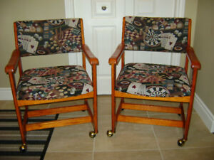 GAMES ROOM CHAIRS