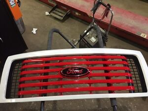 F-150 grille