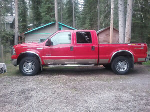 2005 Ford F-250 fx4 crew cab in great shape