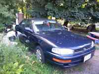 94 Toyota Camry as is $500 o.b.o