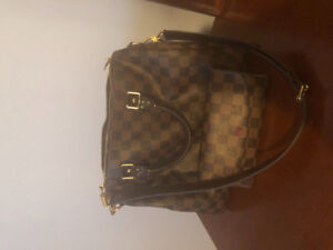 Speedy Louis Vuitton 30 with Bandoulière with matching Wallet