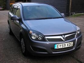 Vauxhall Astra 1.7CDTi 16v EcoFlex Estate With A/C £30.00 Road Tax Guarantee