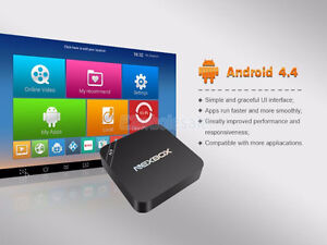 MXQQuad core Android Box PLUS wireless/ air Rii8  Keyboard/Mouse Kitchener / Waterloo Kitchener Area image 3