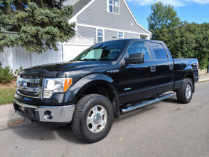 2013 Ford F150 XLT 4X4 Ecoboost SuperCrew (3.5L V6)