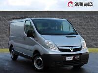 2012 62 Vauxhall Vivaro 2.0CDTi ( 115ps ) ( EU V ) 2012MY 2700 EcoFLEX SWB