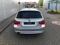 2009 59 reg BMW 320d Touring SE Business Edition Estate + SAT NAV + LEATHER