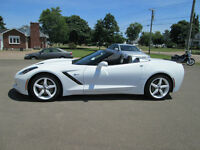 2014 Chevrolet Corvette CONVERTIBLE 1LT  TRADE WELCOME