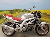 Suzuki SV1000 2004** Remus Cans, Seat Cowl, Radiator Guard
