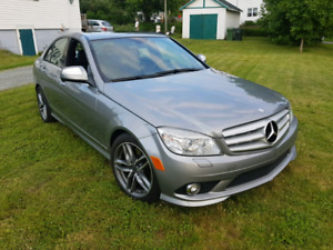 2009 Mercedes Benc C300. New inspection