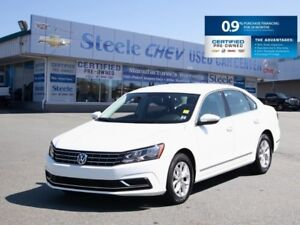 2017 VOLKSWAGEN PASSAT NOT A BUYBACK ***FRESH TRADE - ONE OWNER!