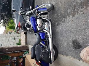 2004  Honda Shadow Aero 750cc for sale
