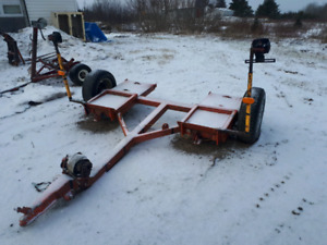 1- Car Dolly For Towing Cars for sale or rent