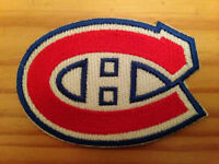 Montreal Canadiens Patch