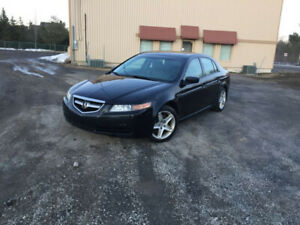 Acura tl 2005 Manuel dynamique pack