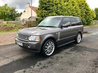 2008 Land Rover Range Rover 3.6 TD V8 Vogue SE 5dr