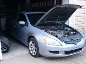 Honda accord 2004, 2 portes