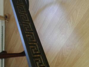 Base de table de salon design (pietement)