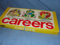 Parker Brothers Board Game Careers