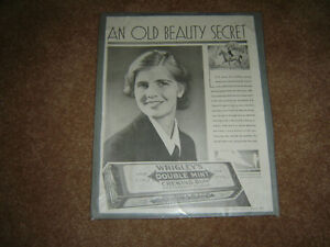 Magazine ads from the 1950's. Kitchener / Waterloo Kitchener Area image 1