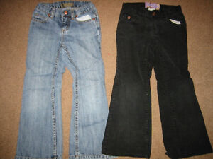 Girl Size 5 Pants and Sets