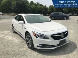 2018 Buick LaCrosse Premium  SUN AND SHADE PACKAGE/NAV/BLOCK HEA