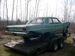 Wanted: 1968 Fury sedan parts car