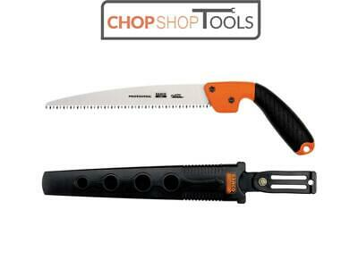 Bahco BAH5128JSH 5128-JS-H Professional Pruning Saw with Scabbard 445mm (18in)
