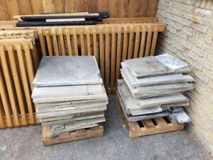 European Slate -Landscaping Material