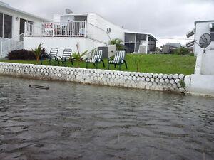 Maison mobile en Floride, bord de lac navigable, Hallandale Beac Lac-Saint-Jean Saguenay-Lac-Saint-Jean image 7