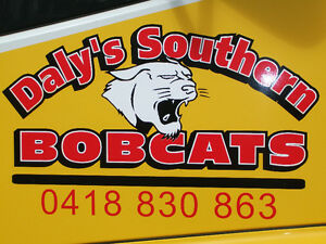 DALY'S SOUTHERN BOBCATS Meadows Mount Barker Area Preview