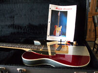 1998 FENDER TELECASTER SIGNATURE BUCK OWENS LIMITED EDITION