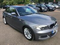 2012 BMW 1 SERIES 118D M SPORT COUPE DIESEL