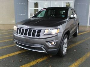 2016 JEEP GRAND CHEROKEE Limited Loaded!